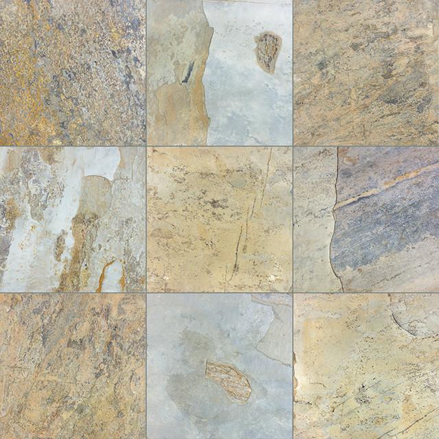 Driftwood 12x12 Slate Tile Stone Source