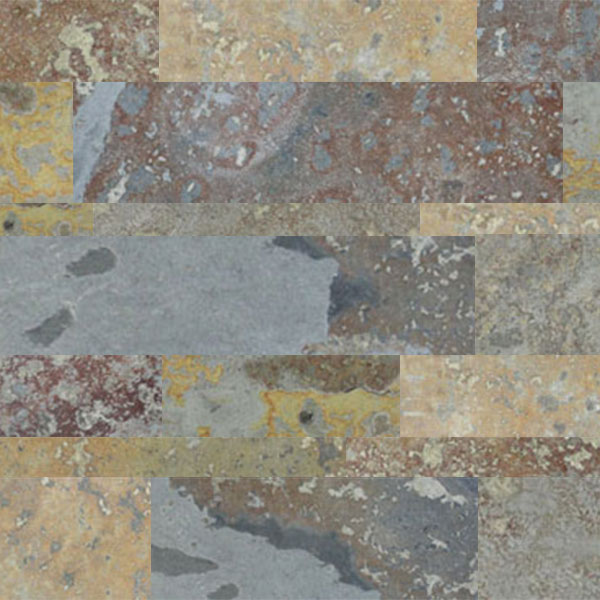 Savanna Slate Large Strips
