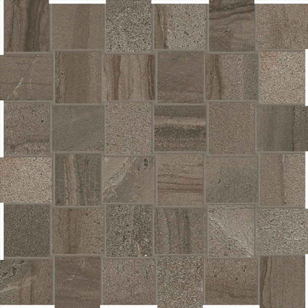 Amelia Earth 2x2 Basketweave Porcelain Mosaic
