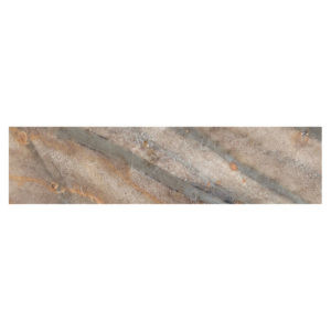 Evolution Earth Porcelain Bullnose Tile