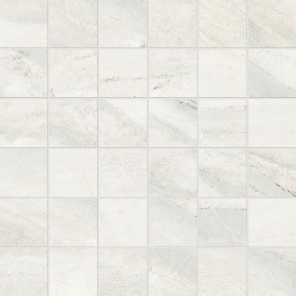 Evolution Ice 2x2 Porcelain Mosaic