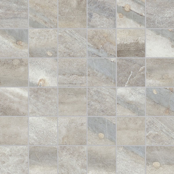 Evolution Sand 2x2 Porcelain Mosaic