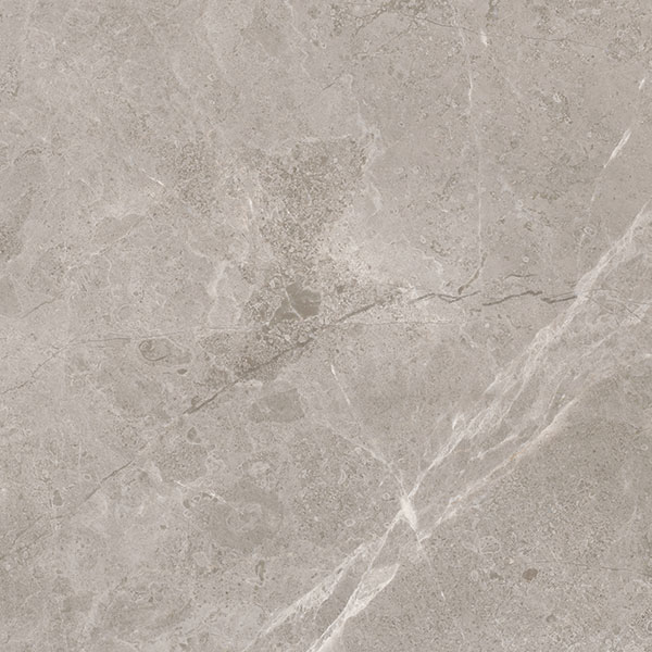 Ritz Gray Polished Marble Tile