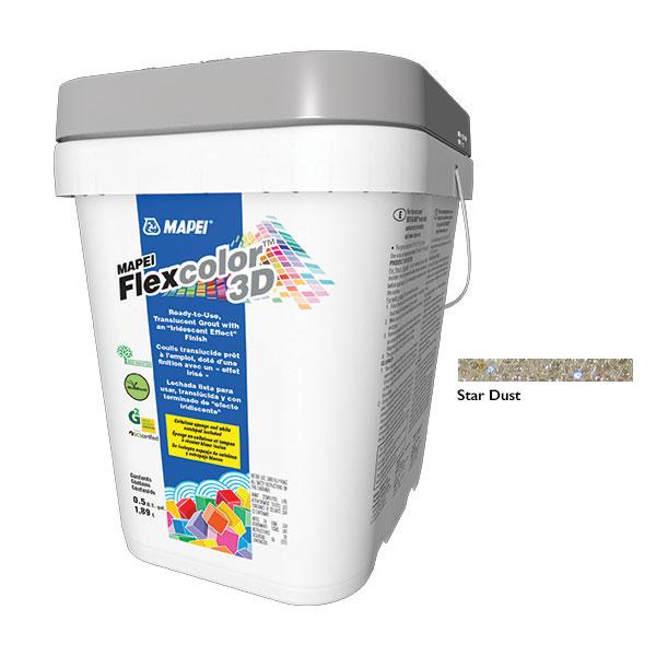 Mapei Flexcolor 3D Star Dust Grout