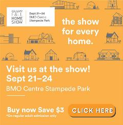 Purchase Calgary Fall Homeshow Tickets
