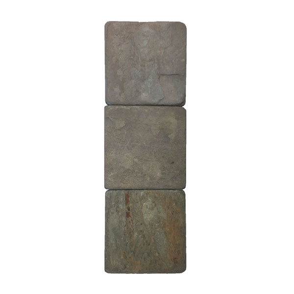 Honey Gold 4x4 Natural Slate