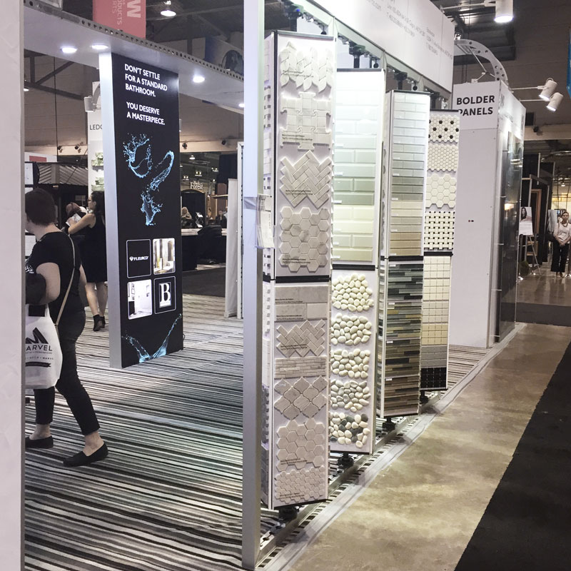 Visit Tile and Stone Source at the Edmonton Home Garden Show