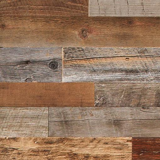 Harvest Hillside Wood Panels