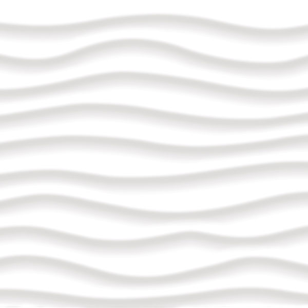 Linea White Oblique Ceramic Wall Tile