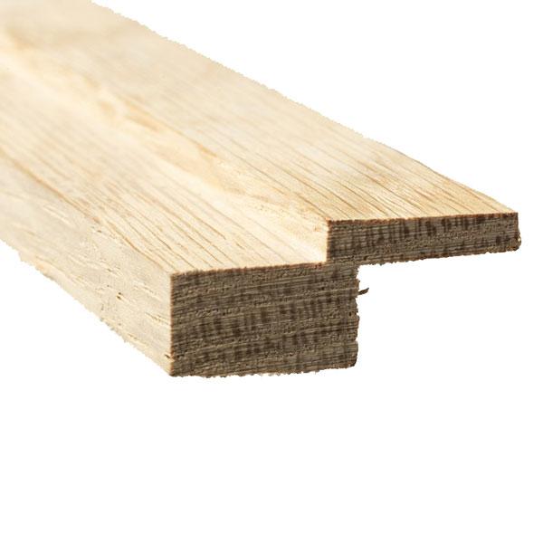 Classik White Oak Contour Moulding for Wood Panels