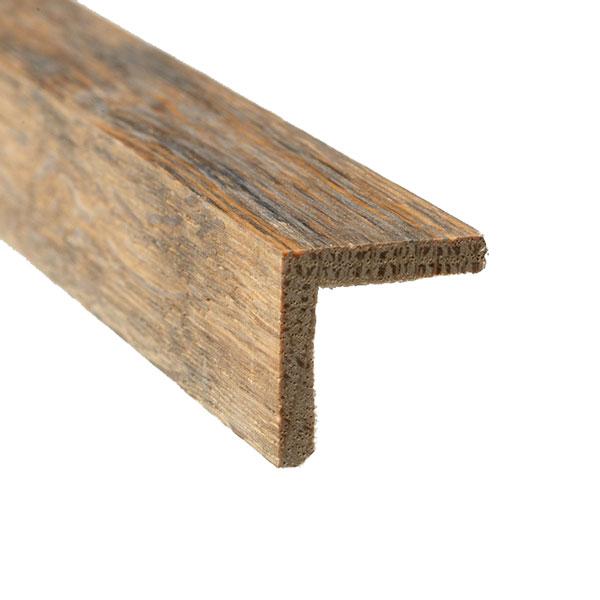 Harvest Upland Corner Moulding for Wood Wall Panels