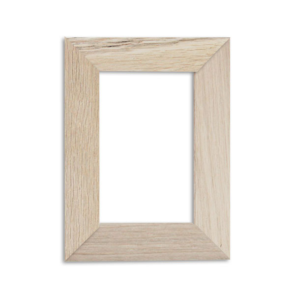 Classik White Oak Electrical Outlet Frame for Wood Wall Panels