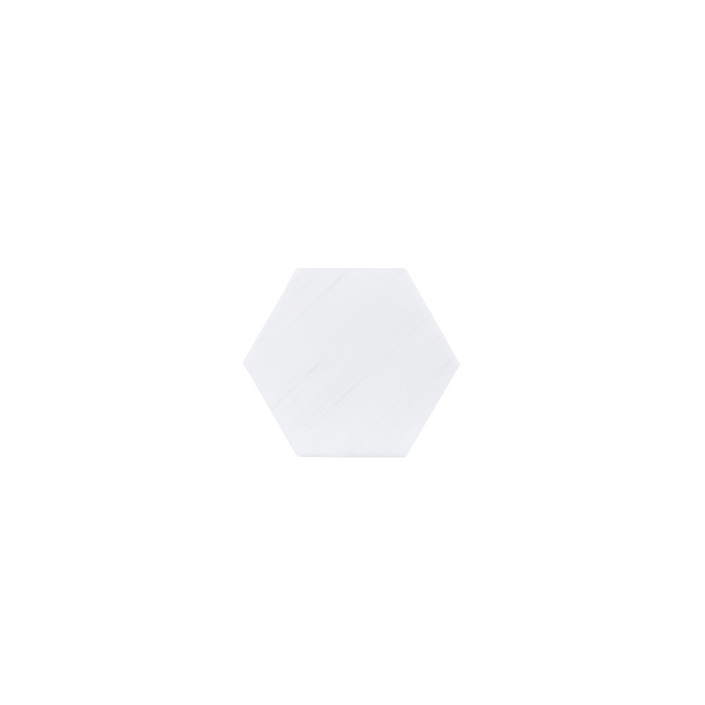 Jeffery Court 6x6 Hexagon Field Tile - Dolomite