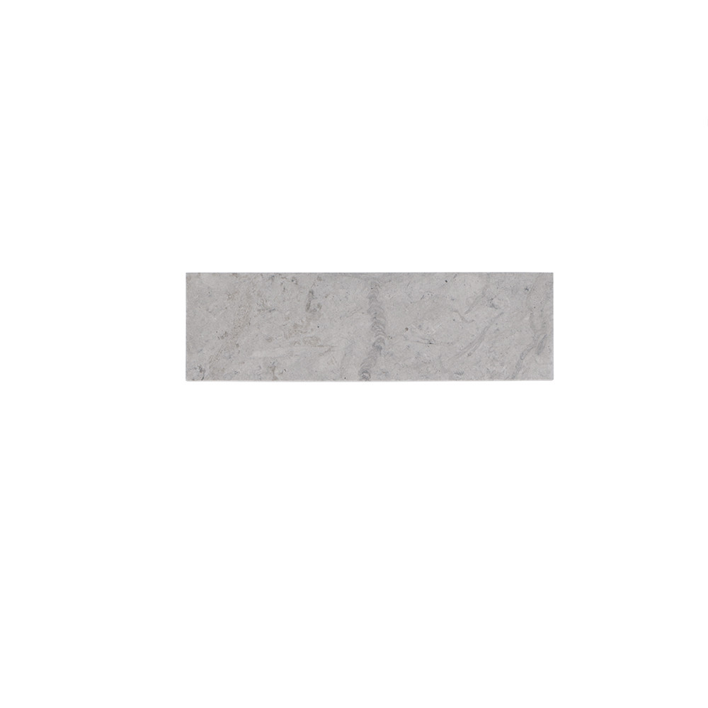 Jeffrey Court 3x10 Marble Field Tile - Tunisian Grey
