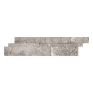 Ritz Gray Marble Splitface Ledgestone