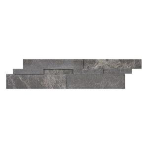 Stark Carbon Marble Cubic Ledgestone