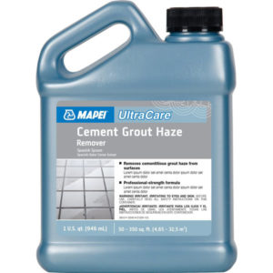 Ultracare Cement Grout Haze Remover