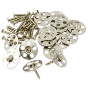 Wedi Fastener Set (Screws and Washers for Wedi)