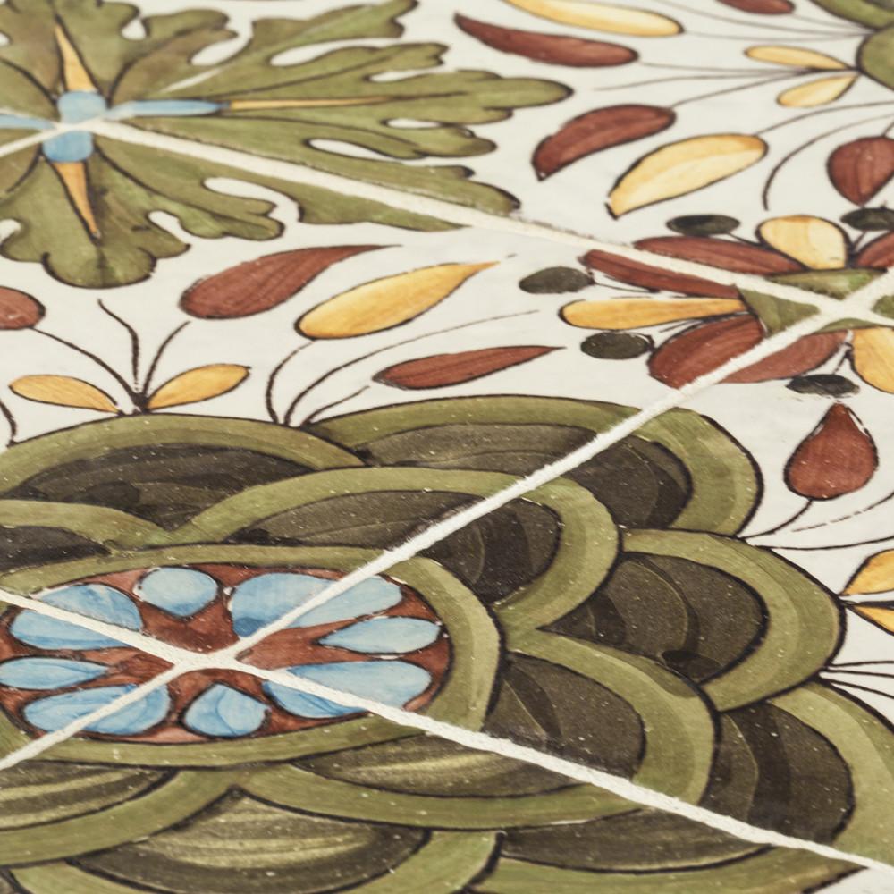 Jeffrey Court Algarve 4 Piece Pattern Contempo Tile