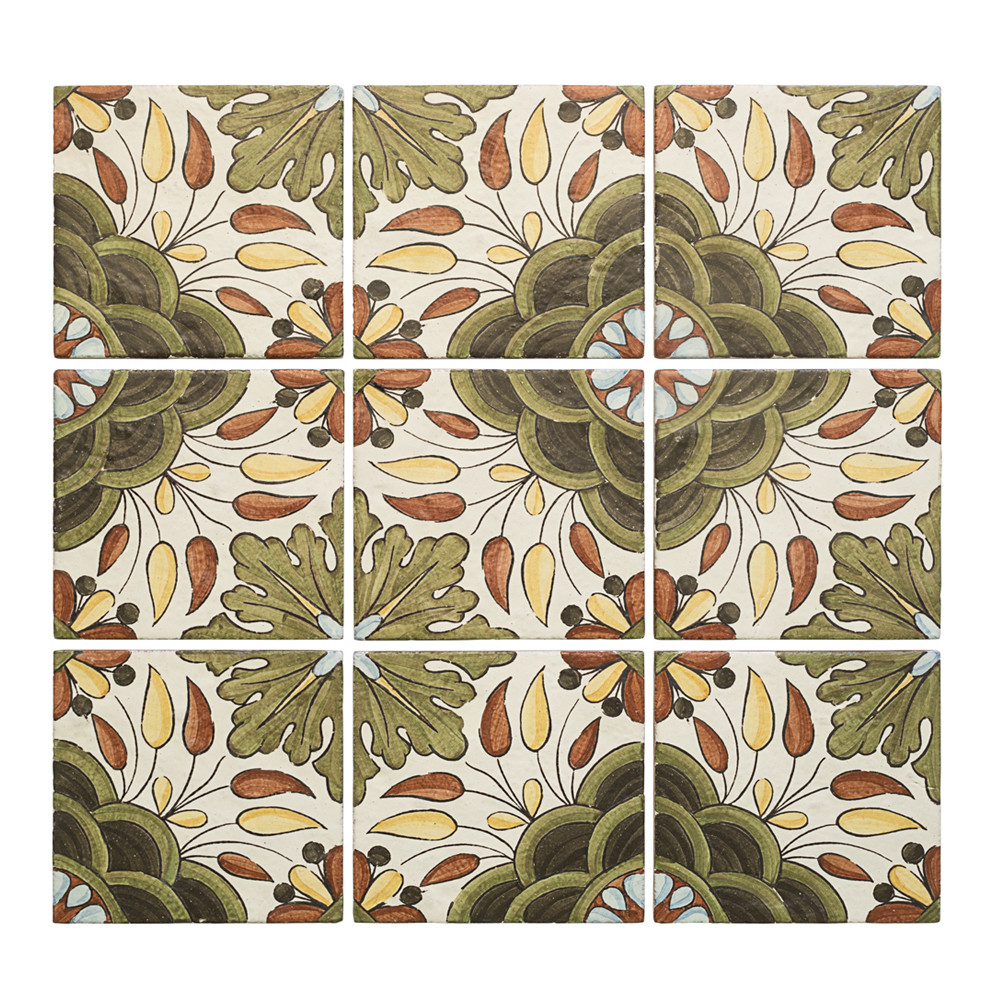 Jeffrey Court Algarve 4-piece Pattern in Contempo