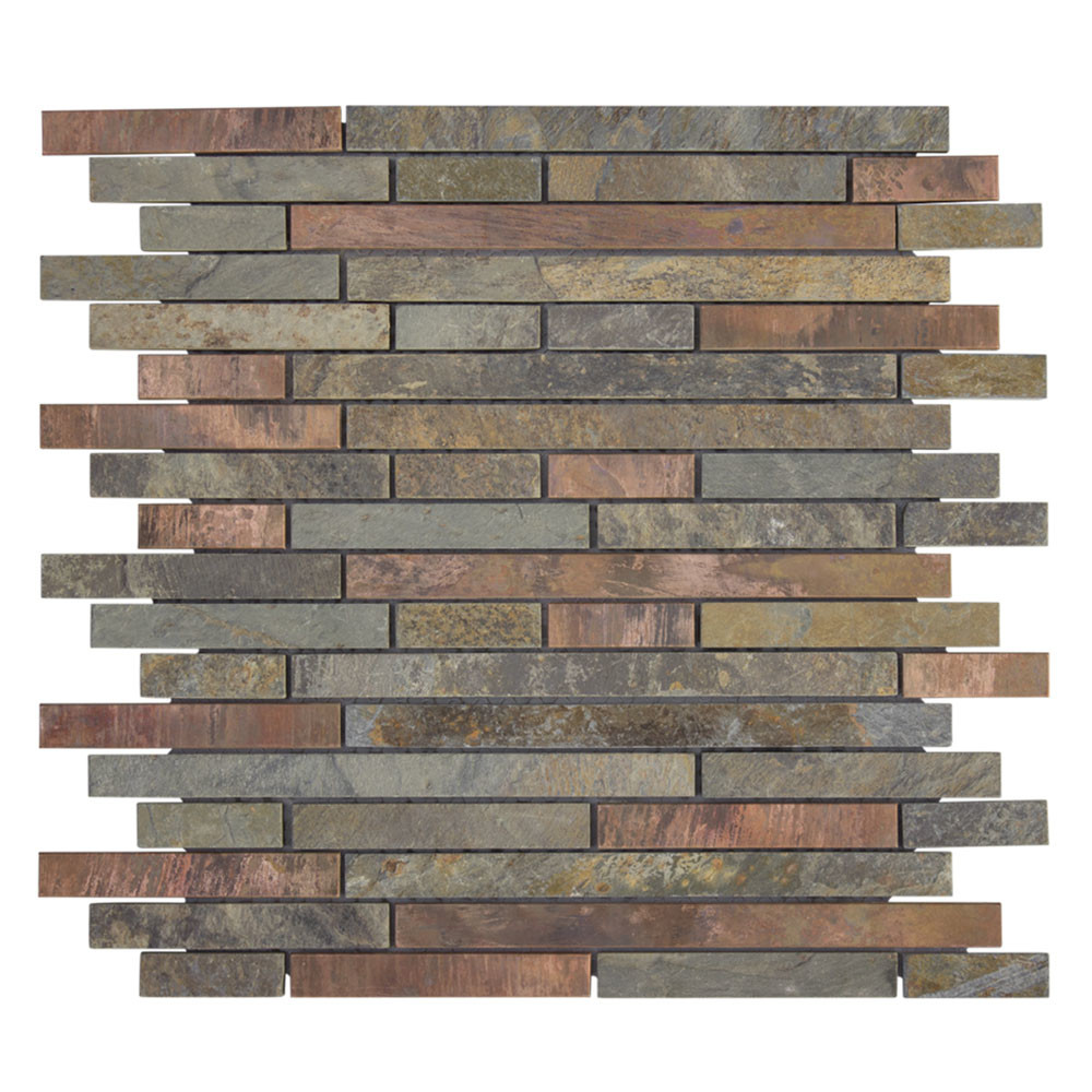 Jeffrey Court Copper Mine Slate Tile Stone Source
